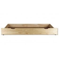 Drevená zásuvka pod posteľ - 1,97 m
