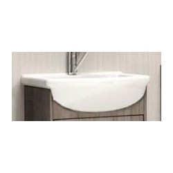 Keramické umývadlo do kúpelne