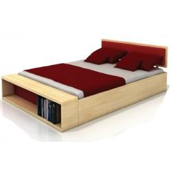 Buková posteľ Boverio