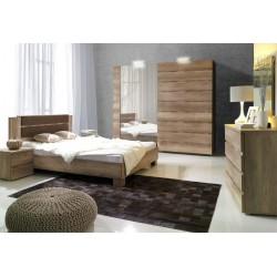 Moderná spálňa Miro