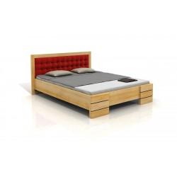 Buková manželská posteľ