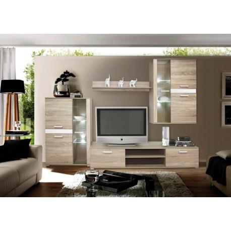 0c219dbaa2e1 Obývačka vo farbe sonoma béžová - Panda Nábytok