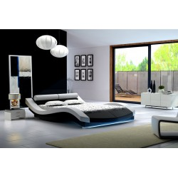 Moderná manželská posteľ Chloe