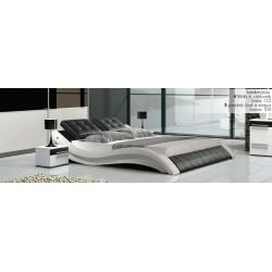 Moderná manželská posteľ Violet