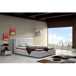 Moderná posteľ pre manželov Alice