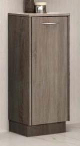 Nízka skrinka do kúpelne NANCY 35NY12