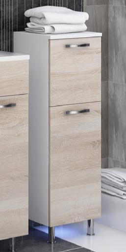 Nižšia kúpelňová skrinka Oliwia OLIWIA TYP 3