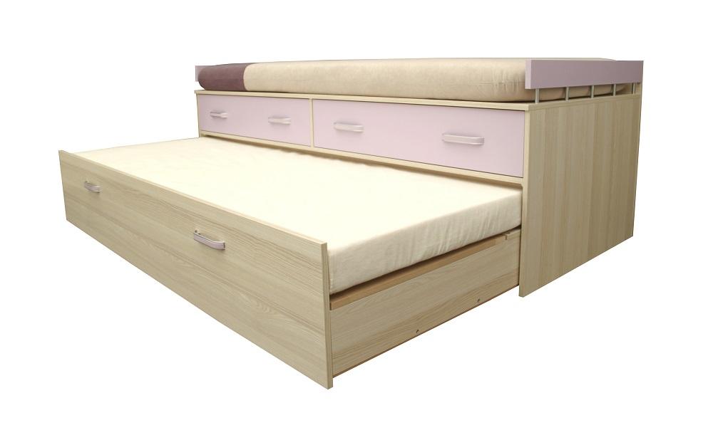 Detská posteľ - dvojlôžko COMINO 3A