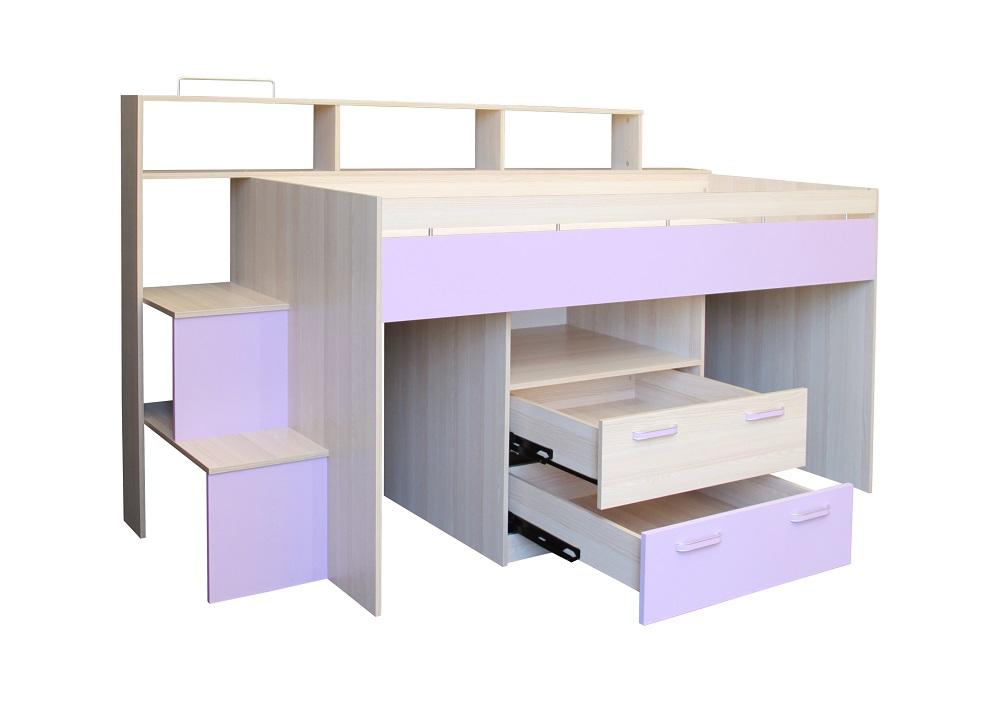 Multifunkčná poschodová posteľ COMINO COMINO 3C