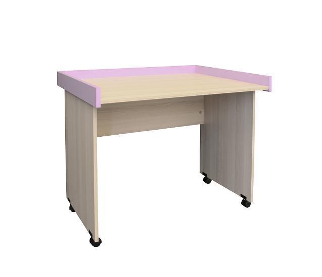 PC stolík na kolieskach COMINO 5A