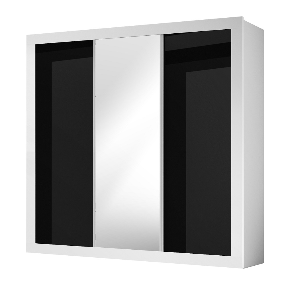 Skriňa s posuvnými dverami LUCCA LUCCA 19 SZAFA 19 3D