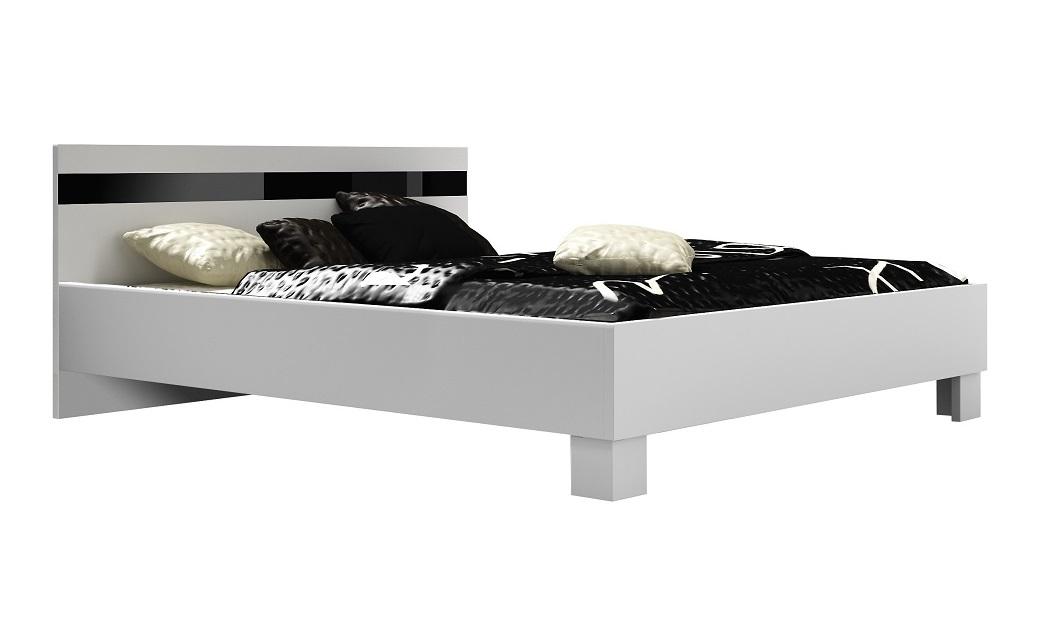 Manželská posteľ Lucca LUCCA 31 LOZE 160/200+ROST