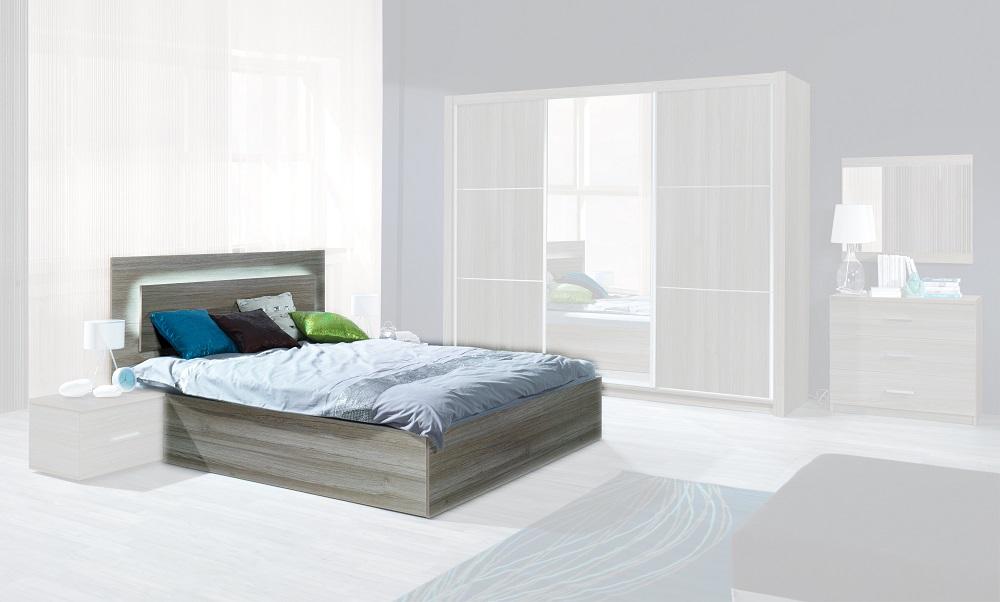 Manželská posteľ Aurelio AURELIO TYP AU 31