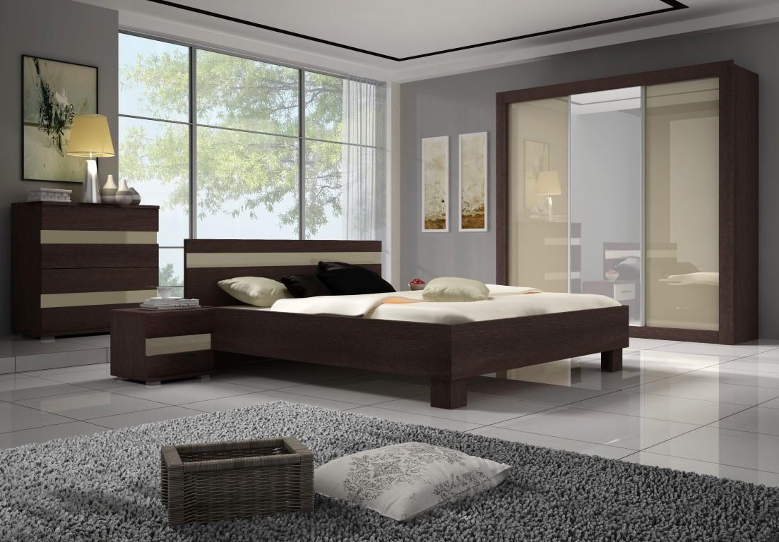 Moderná spálňa LUCCA LUCCA ZOSTAVA